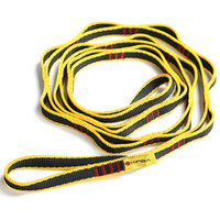 auxiliary equipment - New Outdoor Climbing Rope Climbing Auxiliary Rope Downhill Aerial Yoga Hammock Daisy Ring Sling Equipment Wear resisting Ring