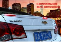 Wholesale fit for Chevrolet Cruze baking varnish stove varnish Spoiler spoiler Wing rear wing different colors