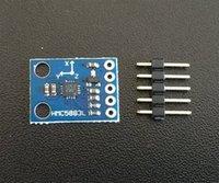 Wholesale 3 AXIS DIGITAL COMPASS IC HMC5883L BREAKOUT