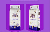 baled diapers - Ultrathin Baby Diapers Anti Red Buttocks S M L XL Bale