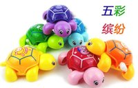 Wholesale Wind up turtle toy On the chain on chain toys very cute little turtle chain the tortoise