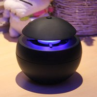 other aromatherapy night lamp - 2016 Hot aromatherapy mosquito killer lamp infant gravida mosquito pest zapper trapper repellent USB night Light