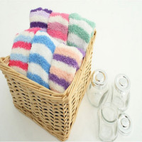 Wholesale 12X pairs Ladies Women Lounge Slipper Bed Socks Fleece Fluffy Warm Soft Grif Bed polyester warm bed socks