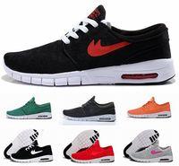 sports shoes skateboard - 2016 SB Stefan Janoski Max Running Shoes For Women Men Cheap High Quality Sport Shoes Running Skateboard Sneakers Eur