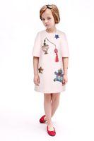 animal print lamp - Robe Fille Girls Dresses Summer Princesse Dress Girl Party Sequined Bear Aladdin s Lamp Kids Dresses for Girls Clothes Vetement Fille