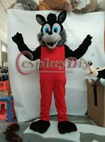 bad dress - Big Bad Wolf Mascot Costumes Christmas Party Adult Unisex Fancy Dress Custom Made