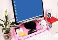 arm based computer - Heightening office desktop multifunction storage management arm computer keyboard base increased shelf bracket