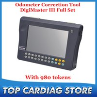 Wholesale YANHUA Distributor Original YANHUA Digimaster Digimaster III Odometer Correction Master with Tokens