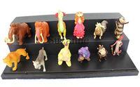 achat en gros de jouets d'âge de glace-Livraison gratuite Ice Age Manny Diego Sid action PVC Figurines Poupées 120pcs / 10set Cadeaux de Noël