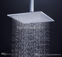 Cheap shower head with shower arm Best overhead shower