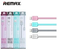 arrival data - New Arrival Remax USB Cable For micro USB iPhone s Fast Charging Data Sync Cable Strong Best USB Cable Retail Package