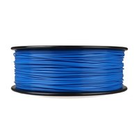 Wholesale 3D Filaments mm ABS Filaments Blue ABS Filaments Plastic Filaments Comssumable for D Printer via DHLink