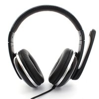 best laptop microphone - New Arrival Best Headphones USB Stereo Headphone Headset Earphone with Microphone for PC Laptop Super Quality