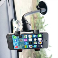 Wholesale 1pcs Hight Quality Car Mount Holder Rotation Windshield Bracket for GPS Mobile Phone