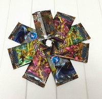 anime card game - DHL Poke Trading Cards Games Steam Seige English Edition Styles Anime Pocket Monsters Cards Toys