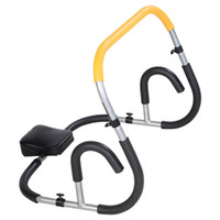 ab exercise workouts - Fitness Crunch Abdominal Exercise Workout Machine Glider Roller Pushup