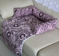 Wholesale Multifunction Large Dog Bed Sofa Dog Mat Dog Cat Pet Kennels Washable Nest House Pet Supplies S M L XL
