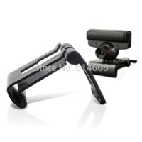Wholesale Adjustable TV Clip Mount Holder Dock Stand for Sony PS3 Move Eye Camera tv antenna connector types