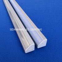 aluminum profile extrusion - 10pcs m m long per piece QC1919 Led aluminum profile channel led aluminum extrusion Led aluminum cornner