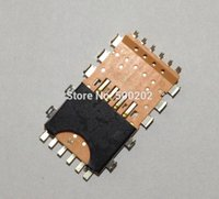 Wholesale SIM Card Reader Holder Tray Slot for Blackberry sim card reader holder slot tray socket module