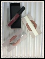beauty supply factory - Factory Supply Huda Beauty Matte Liquid Lipstick Lip Gloss Make Up Waterproof Long Lasting Lipgloss Trophy Wife Bombshell Free DHL