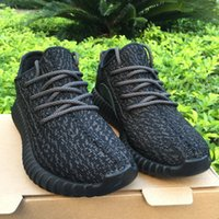 Wholesale 1 Top Quality Yeezy Boost Sneakers Basketball Shoes Turtle Dove Moonrock Athletic Sneakers Oxford Tan Running Shoes for Men and Women