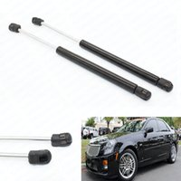 Wholesale 2pcs set car Auto Front Hood Gas Charged Struts Spring Lift Support For Cadillac CTS