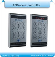 Wholesale sy k3 waterproof amp touch keyboard KHZ RFID access control system support wg26 port crystal keyfobs
