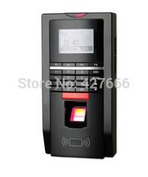 Wholesale Biometic Fingerprint Password ID Card Access Control With Time Atendance Machine F20