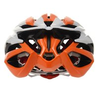 bicycle safety gear - Road Bike Cycling Helmet Professional Ultralight Integrally molded Air Vents Safety Bicycle Helmet Protective Gear M cm Color g