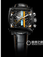 Wholesale role new Taghness Heur CAL5110 FC6265 Automatic movement Black Stainless steel Men s watch fashion high quality x