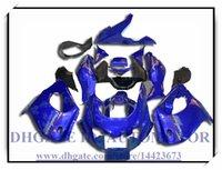Yzf 1996 France-Kit de carénage d'ABS de haute qualité adapté pour YAMAHA YZF 1000R 1996-2007 YZF1000R 1996-2007 1997 1998 1999 2000 YZF1000R 96-07 # ZH552 BLEU
