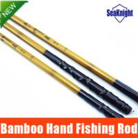 bamboo fly rods - SeaKnight Bamboo High Carbon Fly Telescopic Carp Fishing Rod Pole Stick Fiber Cane vara de pesca de carbono m carp_fishing