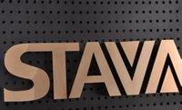 3D en acier inoxydable signes logo personnalisés or rose lettre de couleur Numéro logo signalétique