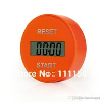 Wholesale 50 DHL New Arrival Mini Innovation Digital Kitchen Count Down Up LCD Display Cooking Kitchen Timer Alarm xx