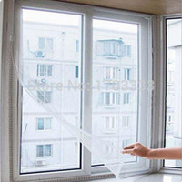Wholesale DIY Insect Fly Bug Mosquito Door Window Net Mesh Screen Curtain Protector Flyscreen Worldwide