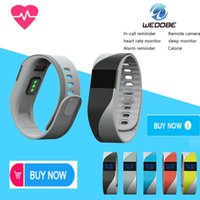 Wholesale 2016 M2S Smart Bracelet Heart Rate Monitor Call Reminder Pedometer Mileage Calorie Sleep Remote Camera w OLED Display Wristbands