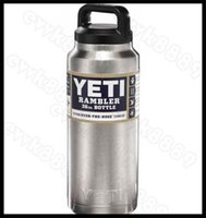 best wall insulation - Best travel mug yeti rambler oz bottle stainless steel car cup with double wall vacuum insulation dhl