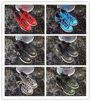 ankle rain shoes - 2016 Native Fitzsimmons men Winter Waterproof Boots Leather Shoes Warm Snow Fur Ankle Rain Boots Martin Botas Masculina Eur