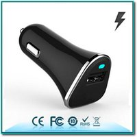 apple official - Tronsmart YHC R44Q Car Charger Quick Charge Qualcomm Official Certified fit for Samsung Galaxy S6 Edge note edge a