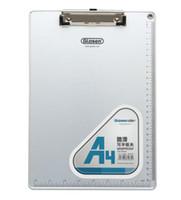 aluminum clipboards - New A4 x22 cm aluminum clipboard pc