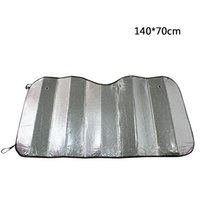 Wholesale Car Window Windshield Sun Shade Front Window Visor Cover Auto Window Film Sunshade Foldable Foils UV Protect