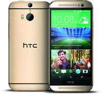 Wholesale 100 Original Refurbished HTC One M8 Inch Amoled Capacitive Screen Quad Core GB GB GB GSM G LTE phone Unlocked