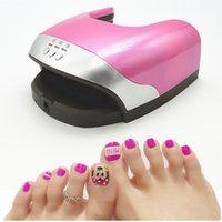 Wholesale 48W Nail Dryer For Hand and For Foot NEW HOT Faction Nail Art UV Gel Curing Lamp Light Professional LED Multifunction Nail Art Dryer