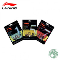 Wholesale 2016 Genuine Lining Badminton String of China National Team Durability Repulsion Power Li Ning Badminton Racket String No