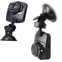 Wholesale Full HD p mini auto car dvr camera dvrs parking recorder video registrator camcorder night vision black box dash cam