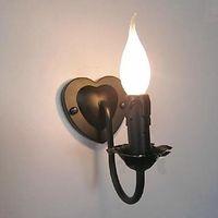 barrier free homes - Arandela Vintage LED Wall Lamp Lights With Light For Bedroom Home Wall Sconce Cylinder Barrier Layer