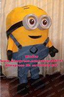All'ingrosso-Nuovo Serventi speciali costume della mascotte di Cattivissimo Me Minion carattere Mascotte No.10009 di trasporto