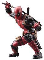 Wholesale Marvel Superheroes Deadpool ARTFX cm SATATUE coated PVC action figure model Kit collection of toys