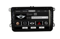 automotive stereo systems - 2 Din Inch Full Touch Screen Stereo System Car GPS DVD PLAYER For VW CC